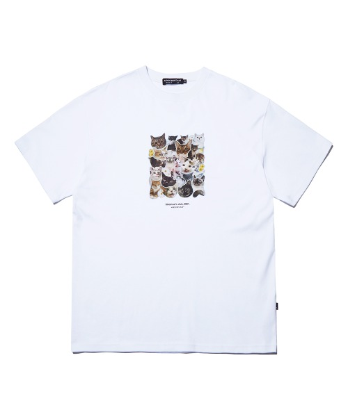 SCC Collage T-shirts_White